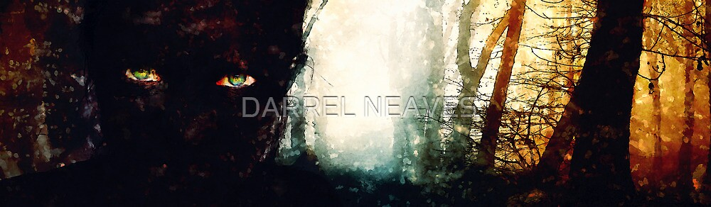 dark eyes by DARREL NEAVES
