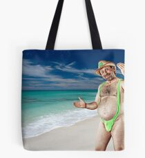 Mr November - Welcome to Paradise. Tote Bag