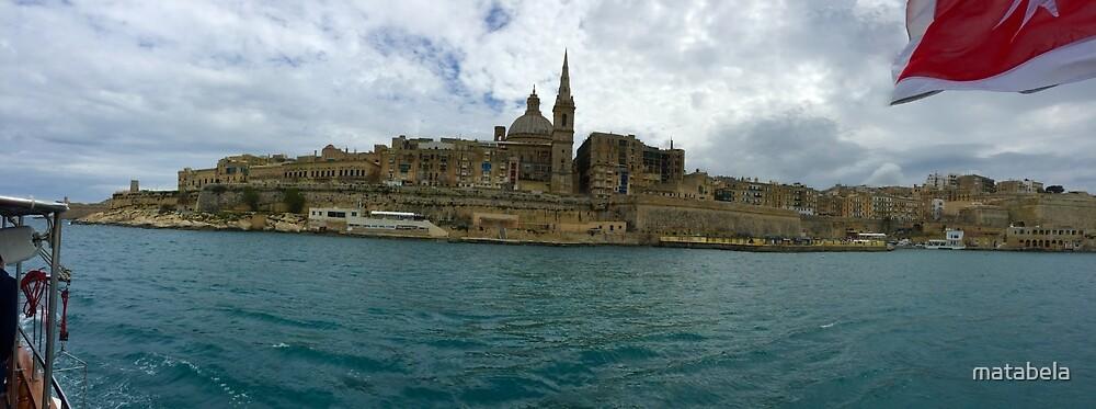 Valletta, Malta by matabela