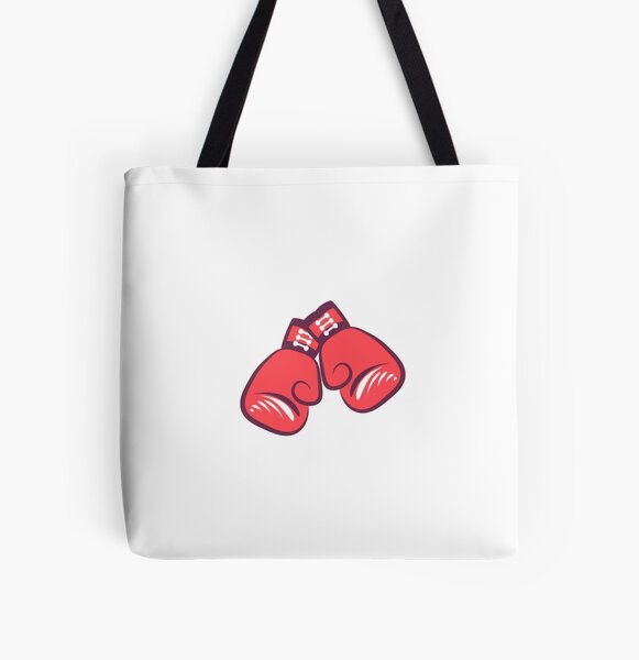I Love Boxing2 All Over Print Tote Bag