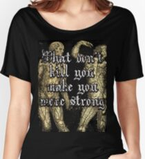 More Strong Women's Relaxed Fit T-Shirt