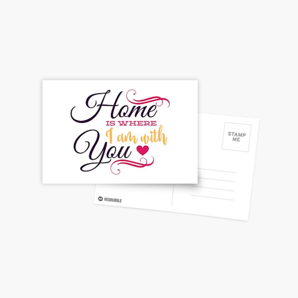 , Home is where i am with you, startachim blog, startachim blog