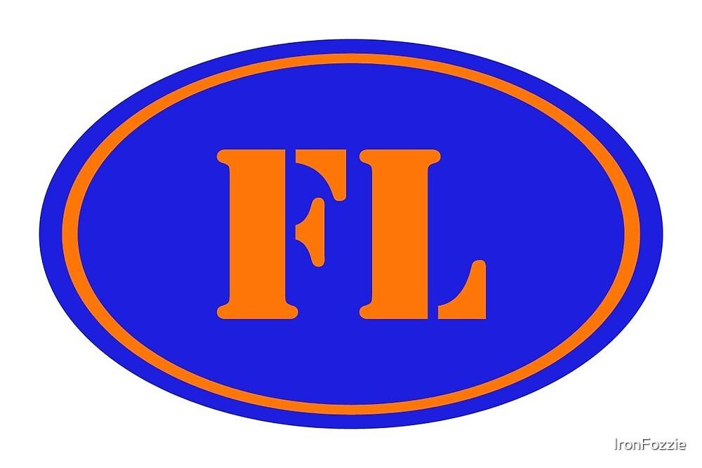 FL Oval Logo by IronFozzie