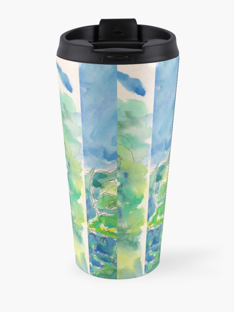 Alternate view of Funnily Enough by Sophie Neville -  Travel Mug