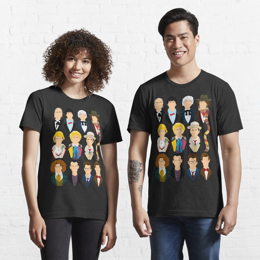 The Eleven Doctors  Essential T-Shirt