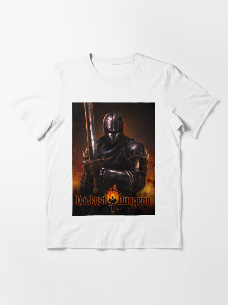 Alternate view of Crusader Darkest Dungeon Essential T-Shirt
