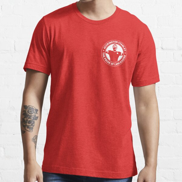 Pride Of Lancashire - Small Icon Essential T-Shirt