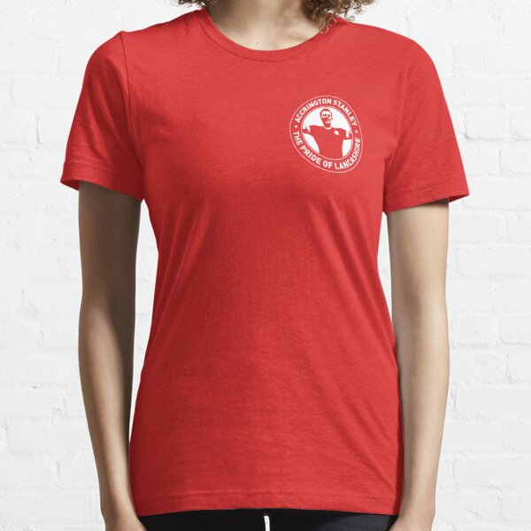 Pride Of Lancashire - Small Icon Essential T-Shirt