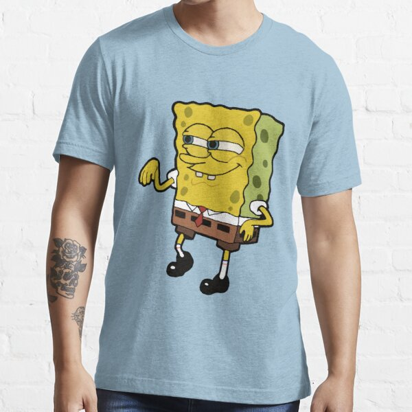 limp wrist (gay) spongebob: is he/she/they... you know.... Essential T-Shirt