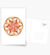 Wheel of Fire Postcards