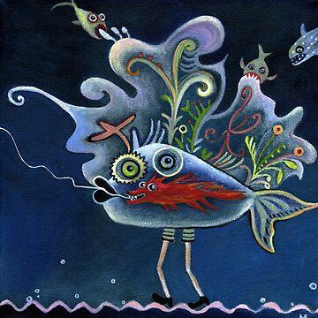 Fische von mariannat