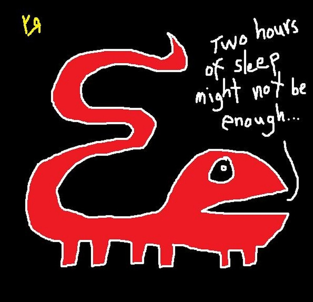 """""""Two Hours of Sleep Might Not be Enough"""" by Richard F. Yates by richardfyates"""