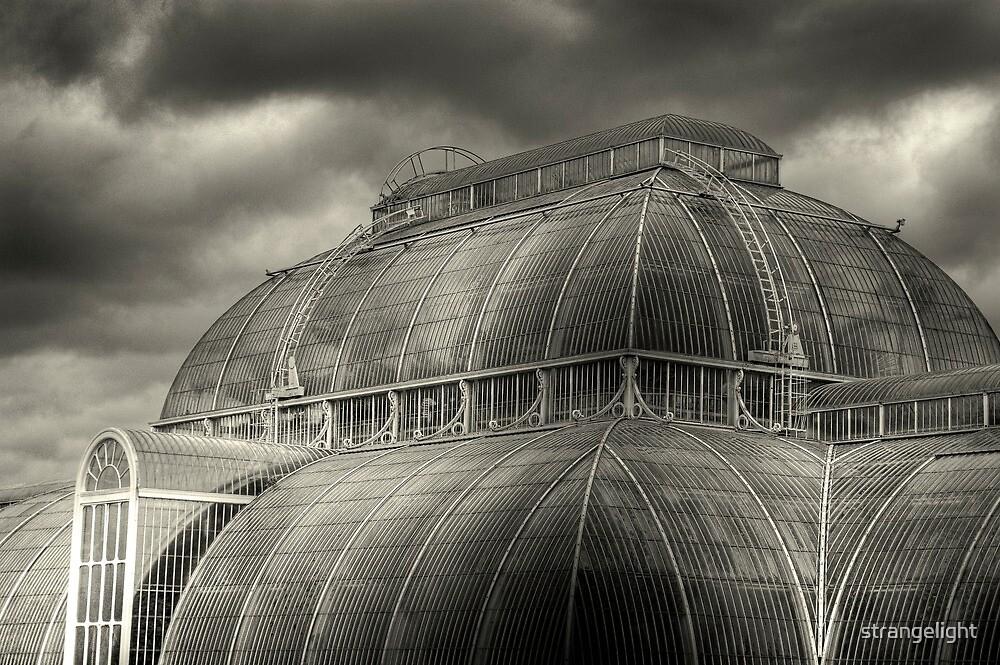 Kew Gardens, London, UK by strangelight