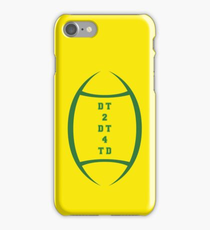 Thomas to Thomas iPhone Case/Skin
