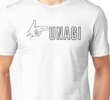 Unagi - Ross Geller (Friends) Unisex T-Shirt