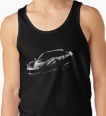 chevrolet corvette car Tank Top