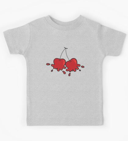 Splat! Cute Cheeky Cherries Kids Clothes