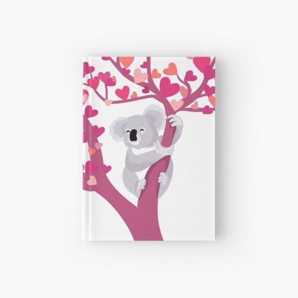Love Koala in Tree Hardcover Journal