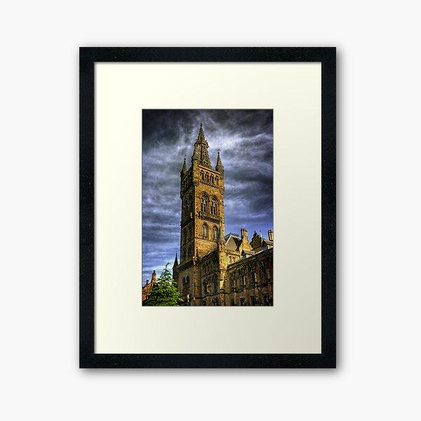 The Tower (2) Framed Art Print