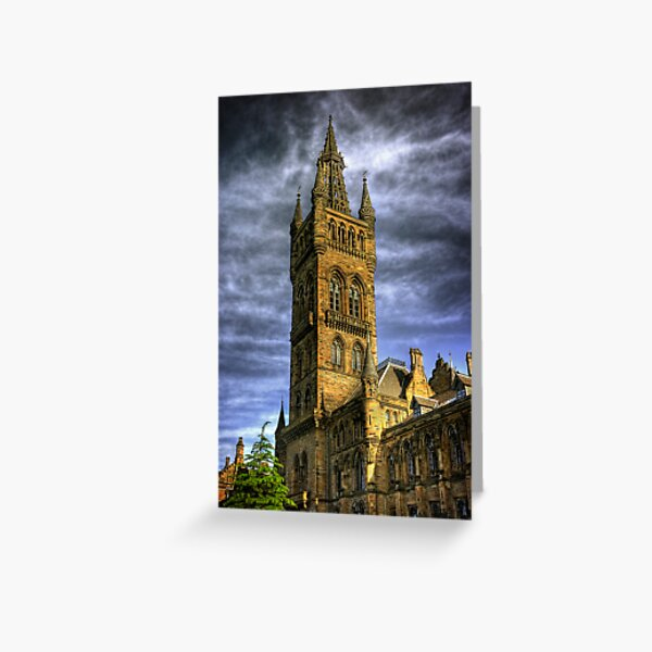 The Tower (2) Greeting Card
