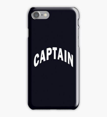 CAPTAIN - iphone case iPhone Case/Skin