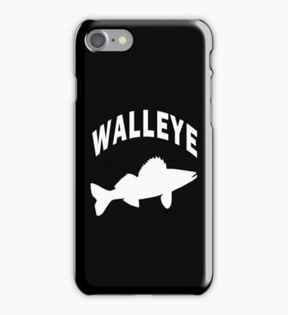 SIMPLY WALLEYE - iphone case iPhone Case/Skin