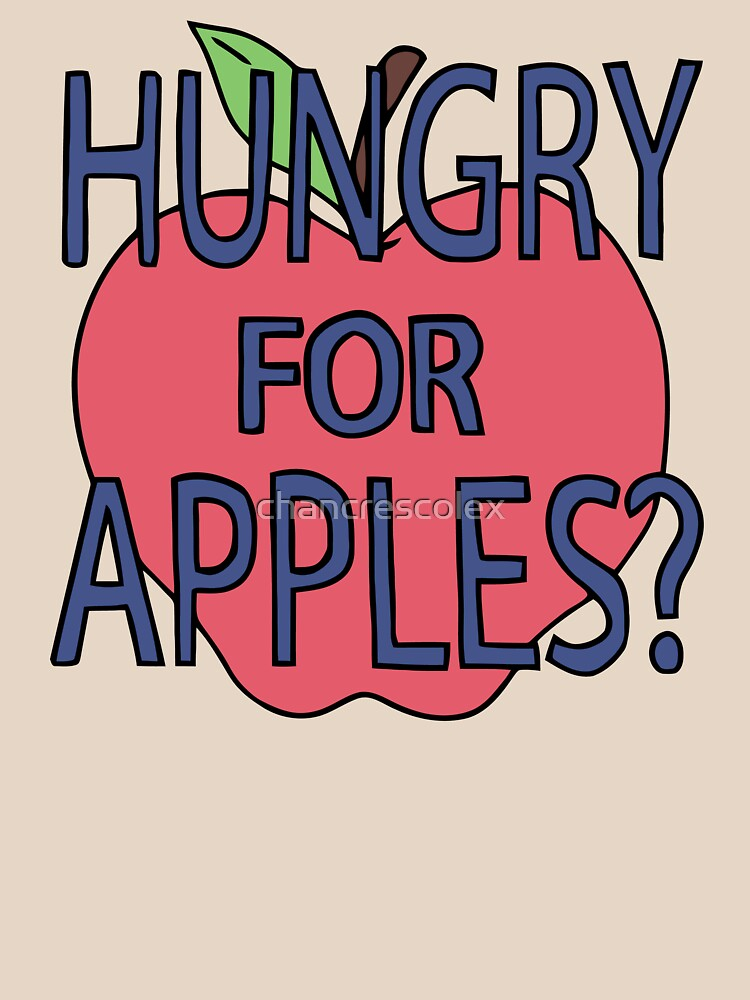 Rick & Morty - Hungry for Apples | Unisex T-Shirt