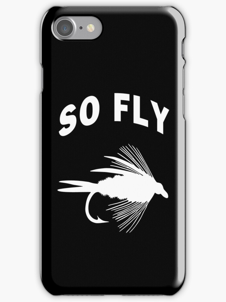 SO FLY - iphone case by Marcia Rubin