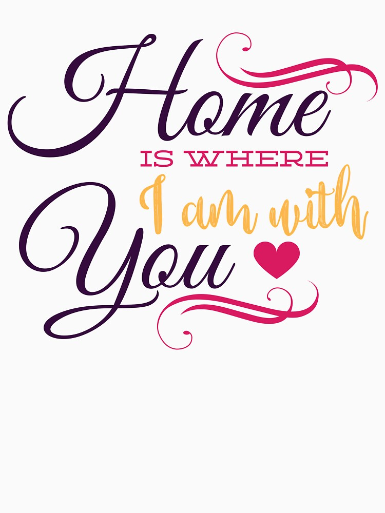 Home is where i am with you by starchim01
