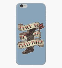 Adventurer Like You iPhone Case