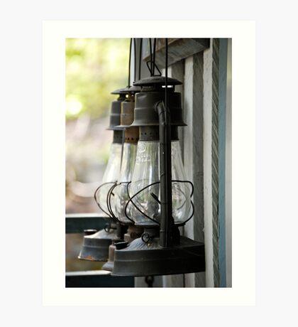 Lamps+ Art Print