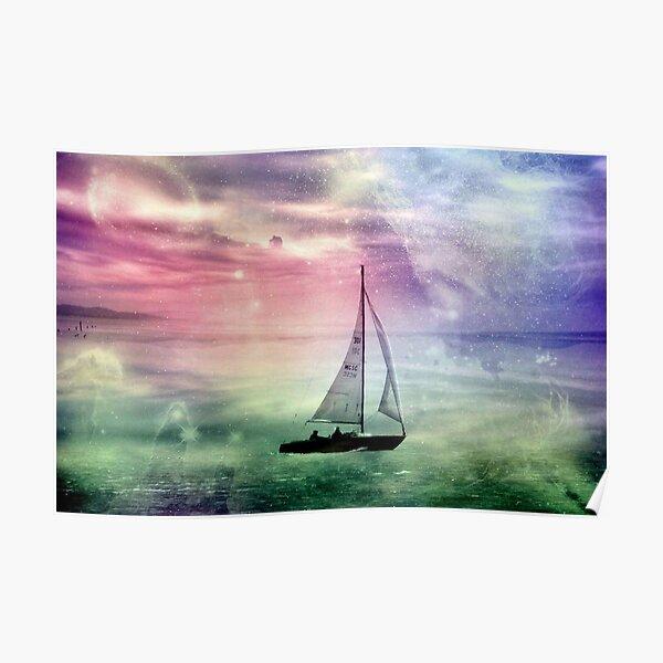 Fantasy Sailing © Poster