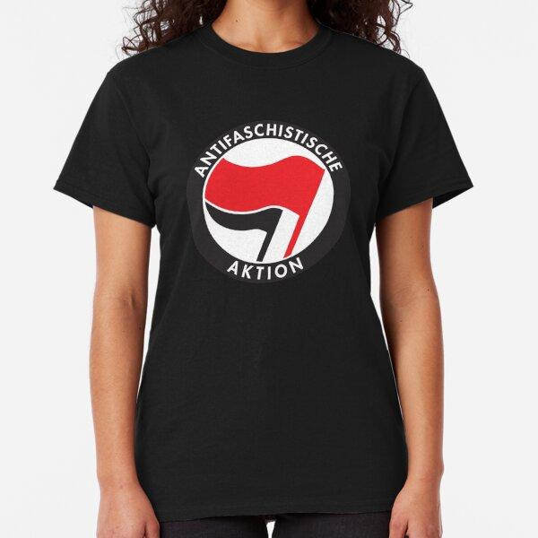 Girls Shirt Gegen Nazis Fuck AfD Fck Nzs Punk Antifa Libertè Ègalitè FckAfDè