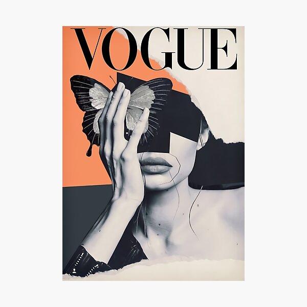 VOGUE : Vintage Photographic Print