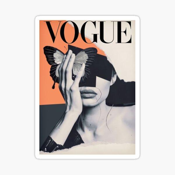 VOGUE : Vintage Sticker