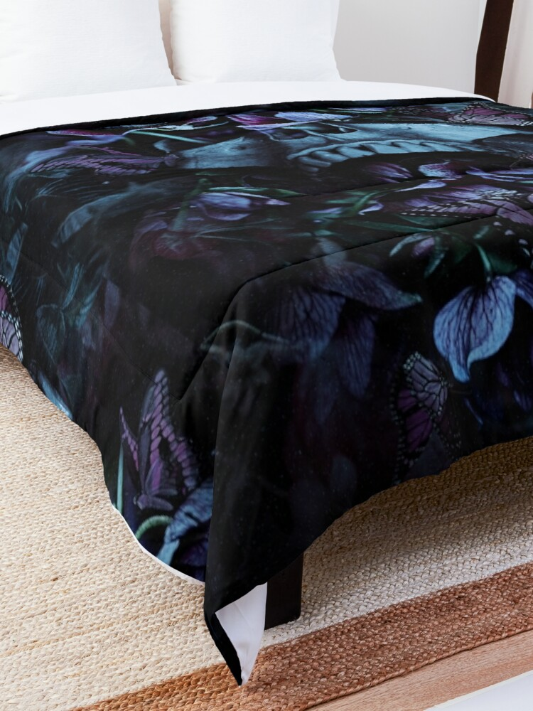 Alternate view of Blossom of Death Comforter