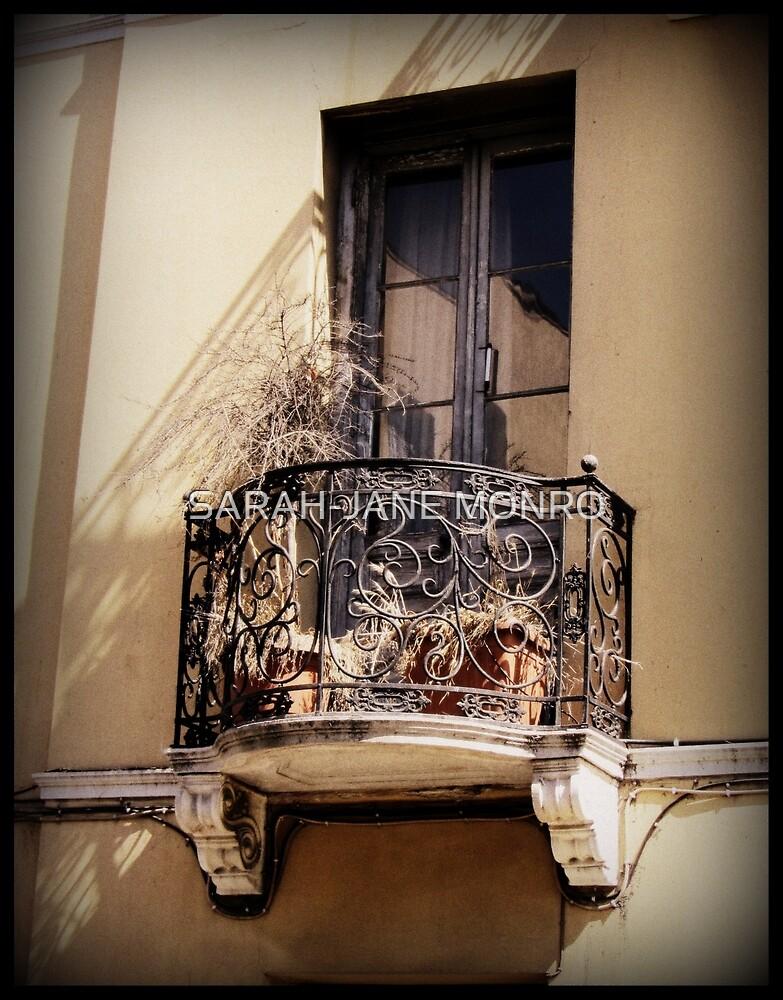 Athens balcony.... by Sarah-jane Monro
