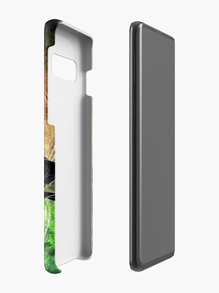 Alternate view of Namek Awakening Case & Skin for Samsung Galaxy