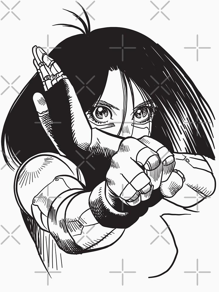 Angel warrior by mangaka91
