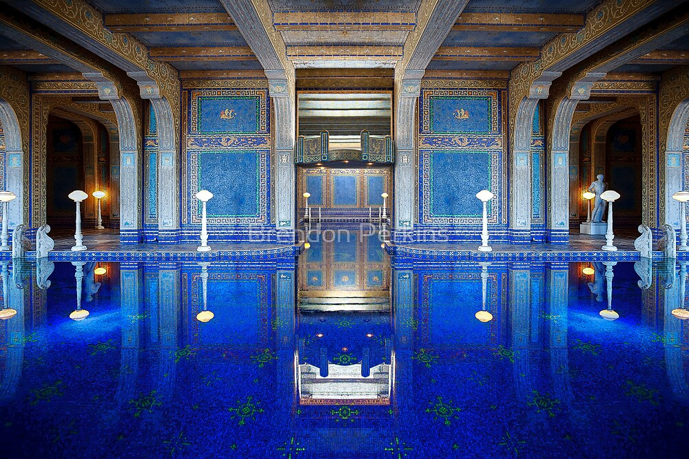 Quot Indoor Swimming Pool Hearst Castle California Quot By