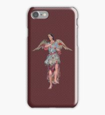 An Angel Calling NOW iPhone Case/Skin