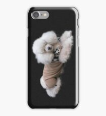 Poodle Fashion for your iPhone iPhone Case/Skin
