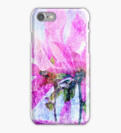 PASTEL MAGNOLIA - IPHONE CASE iPhone Case/Skin