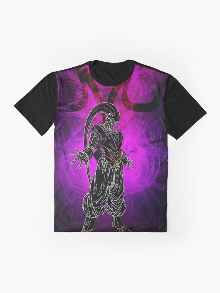 Alternate view of Overpower Majin Awakening Graphic T-Shirt