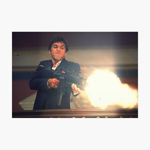 Scarface Tony Montana Shooting Impression photo