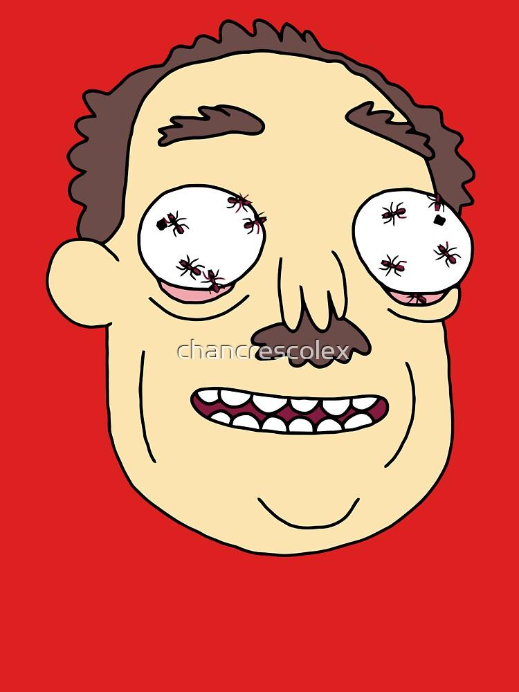 Rick & Morty - Ants In My Eyes Johnson | Unisex T-Shirt