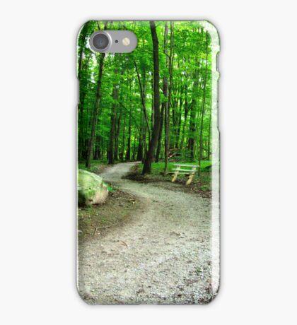 SUMMER PATH - IPHONE CASE iPhone Case/Skin