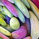 Rainbow Cascade_I Phone Case by Diane Johnson-Mosley