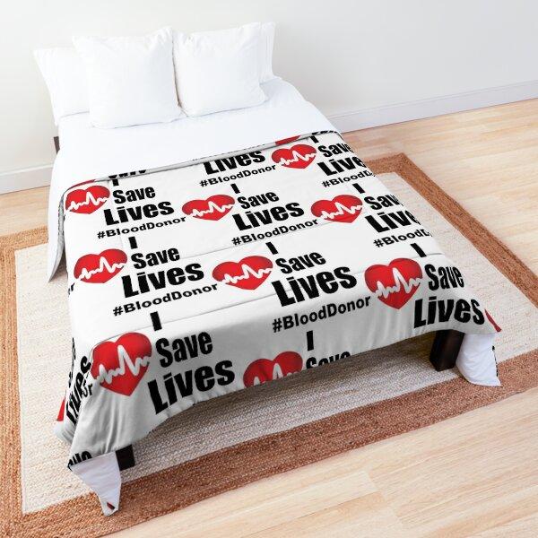 I Save Lives - Blood Donor Comforter