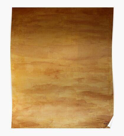 The Shroud of the River Pueblo Mesa Poster